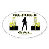 Oilfield Bumper Stickers