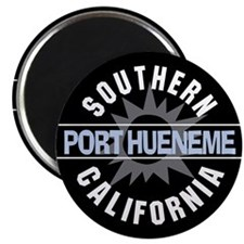 Port Hueneme California Magnet