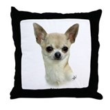Chihuahua 9P93D-123 Throw Pillow