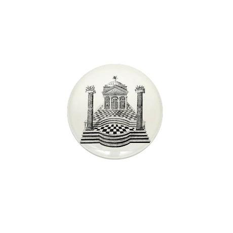 Masonic Mini Button (10 pack)