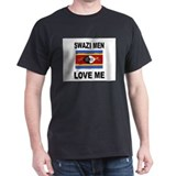 Swazi Men Love Me T-Shirt