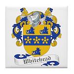 Whitehead Family Crest Tile Coaster