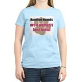 Hamilton Hounds woman's best friend T-Shirt