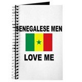 Senegalese Men Love Me Journal