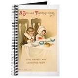 Blessed Thanksgiving Journal
