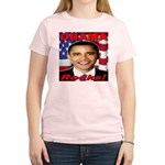 Obama Rocks Women's Light T-Shirt