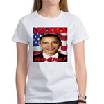 Obama Rocks Women's T-Shirt