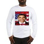 Obama Rocks Long Sleeve T-Shirt