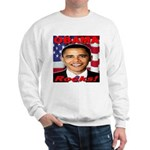 Obama Rocks Sweatshirt