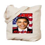 Obama Rocks Tote Bag