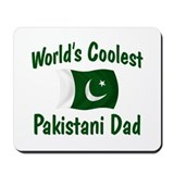 Coolest Pakistani Dad Mousepad