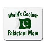 Coolest Pakistani Mom Mousepad