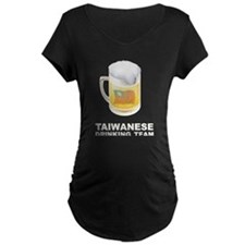Taiwanese Drinking Team T-Shirt