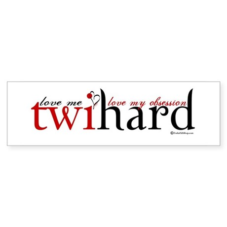 Twihard Bumper Sticker
