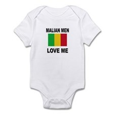 Malian Men Love Me Infant Bodysuit