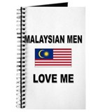 Malaysian Men Love Me Journal