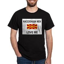Macedonian Men Love Me T-Shirt