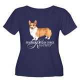 Pembroke Welsh Corgi Rescue Women's Plus Size Scoo
