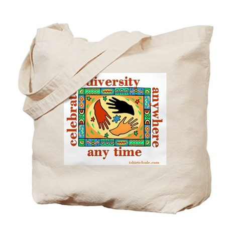 DIVERSITY PEOPLE Tote Bag