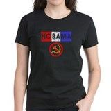 Red,White and Blue Nobama Tee