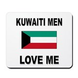 Kuwaiti Men Love Me Mousepad