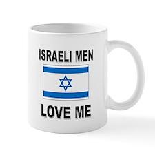 Israeli Men Love Me Mug