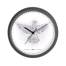 InterFaith/MultiFaith Dove Wall Clock