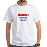 Gavin Knows Best Shirt