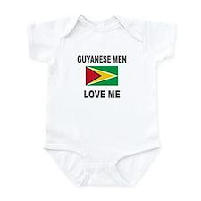 Guyanese Men Love Me Infant Bodysuit