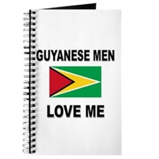Guyanese Men Love Me Journal