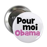 Pour moi Obama (French) For me Obama