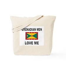 Grenadian Men Love Me Tote Bag