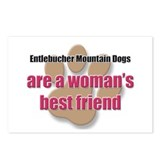 Entlebucher Mountain Dogs woman's best friend Post