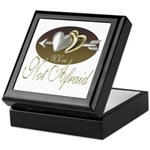 We're Not Afraid Keepsake Box