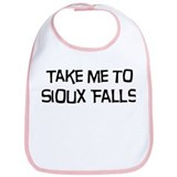 Take me to Sioux Falls Bib