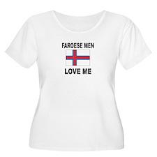 Faroese Men Love Me T-Shirt