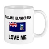 Falkland Islander Men Love Me Mug