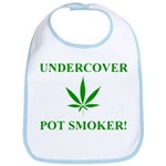 Undercover Pot Smoker Bib
