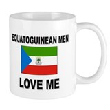 Equatoguinean Men Love Me Mug