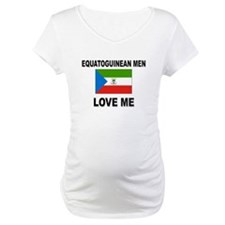 Equatoguinean Men Love Me Shirt