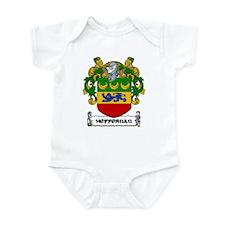 Heffernan Arms Infant Creeper