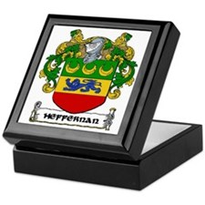 Heffernan Arms Keepsake Box