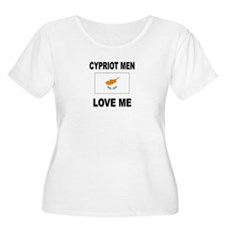 Cypriot Men Love Me T-Shirt