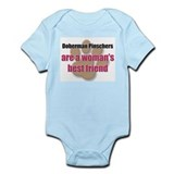 Doberman Pinschers woman's best friend Onesie