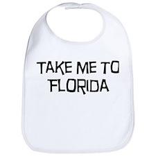 Take me to Florida Bib
