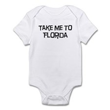 Take me to Florida Infant Bodysuit