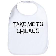 Take me to Chicago Bib