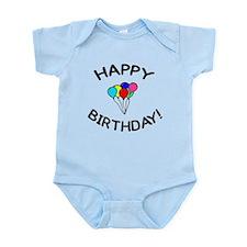 'Happy Birthday!' Infant Bodysuit