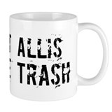 West Allis White Trash Coffee Mug
