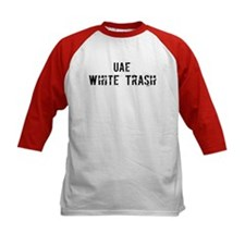 Uae White Trash Tee